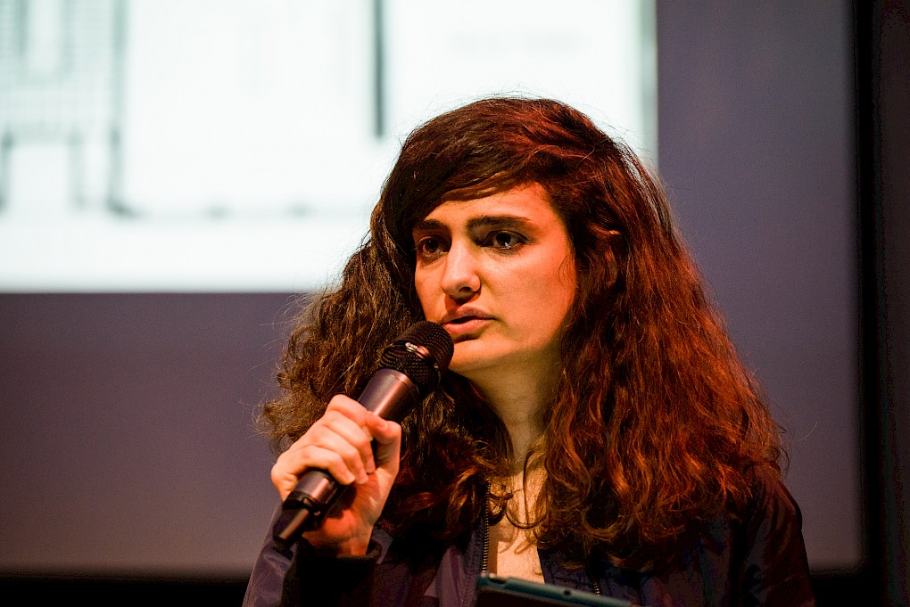 Decanonisation as Method, Marwa Arsanios, Photo: Hannes Wiedemann