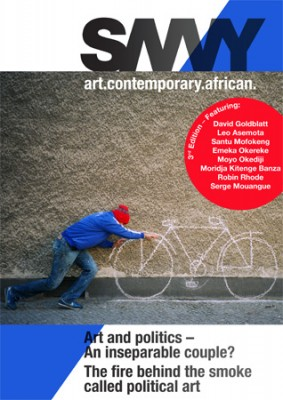 Art And Politics––An Inseparable Couple? | 3rd edition 2012
