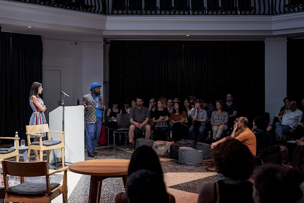 CARESSING THE PHANTOM LIMB: Introduction by Elena Agudio and Bonaventure Soh Bejeng Ndikung | Photos: Marvin Systermans