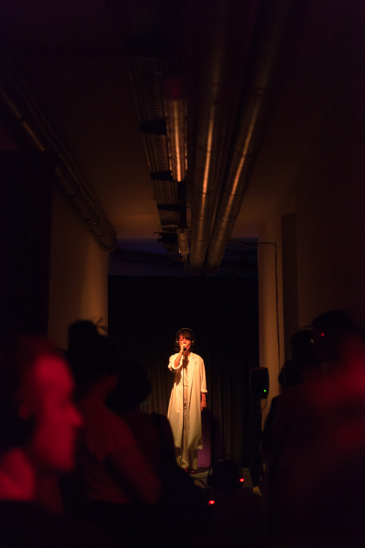 Untraining the Ear Listening Session: N°2 with Audrey Chen | Photo: Raisa Galofre
