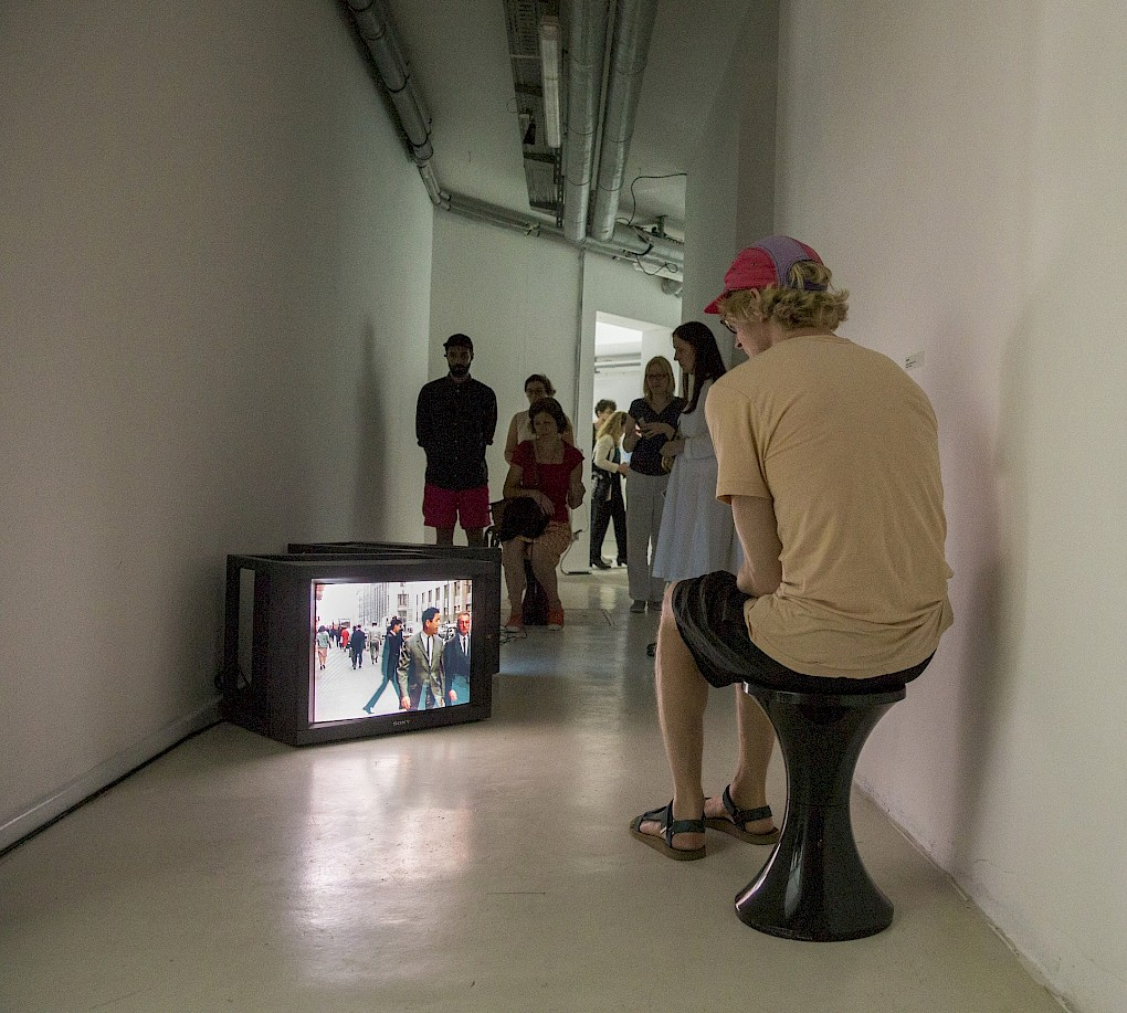 Edit Film Culture! Installation views | Photo: Ray Peter Maletzki