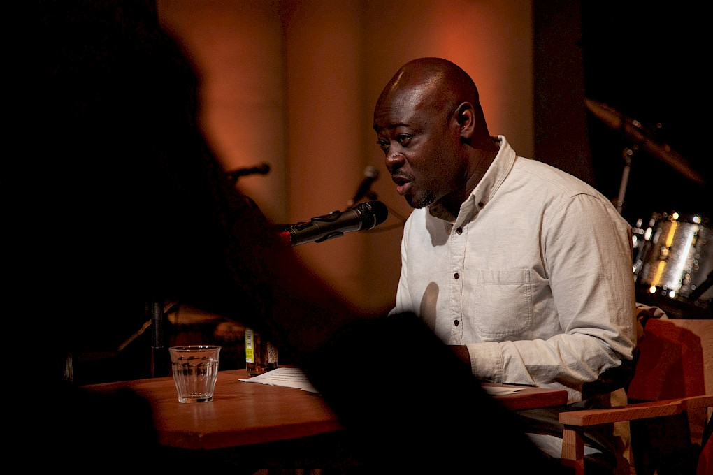 Helon Habila | Photo: Patrik Bablo